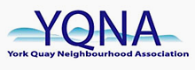 Click on the York Quay Neighbourhood Association logo above to go to their official web page.